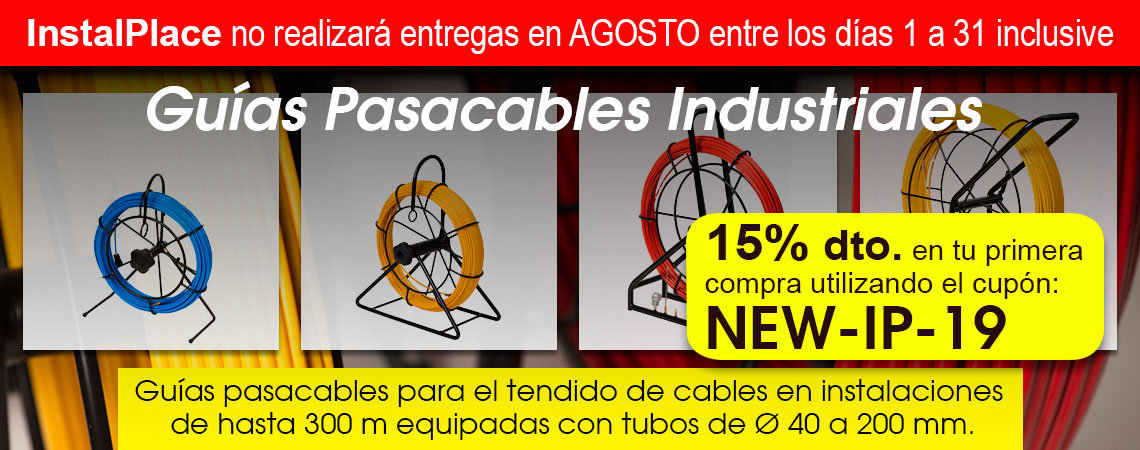 Pasacables Industriales