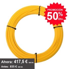 Sonda de Repuesto Fibra de Vidrio Ø 11 mm de 120 m