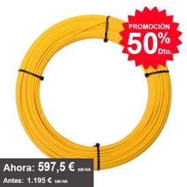 Sonda de Repuesto Fibra de Vidrio Ø 11 mm de 180 m